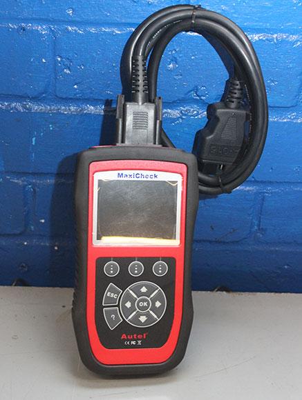 car diagnostic check device