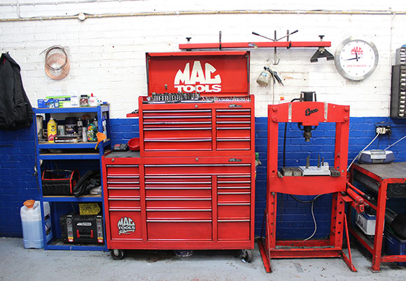 our auto repair tools
