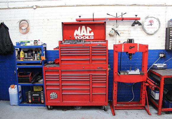 our auto repair tools