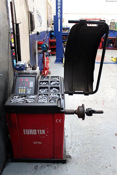 euro tek car components