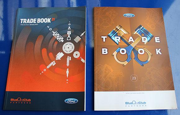 car trade book